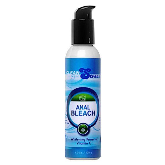 Anal Bleach with Vitamin C and Aloe- 6 oz