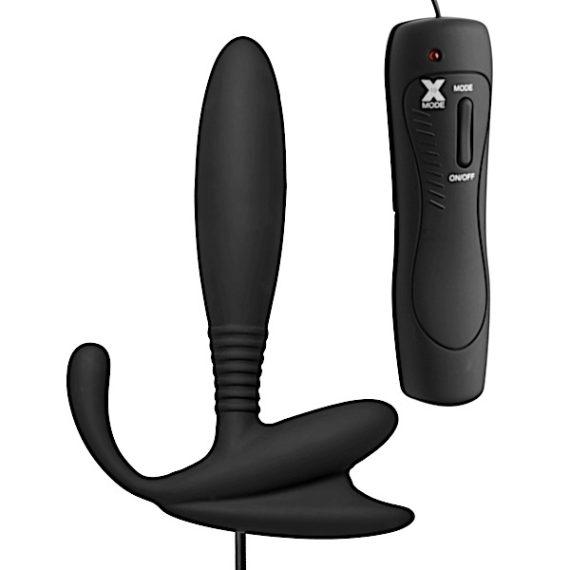 Cobra Vibrating Silicone P-Spot Massager