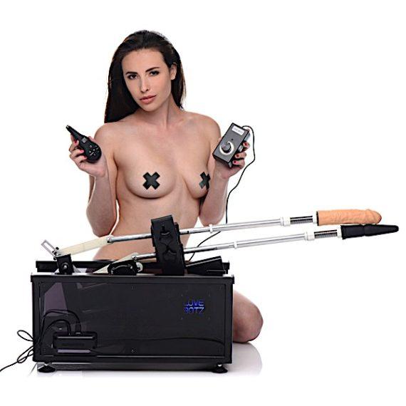 Athenas Ultimate Sex Machine