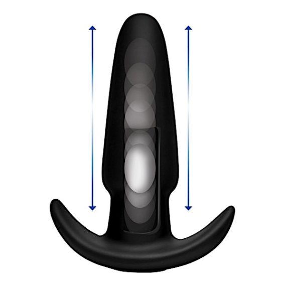 Kinetic Thumping 7X Medium Anal Plug