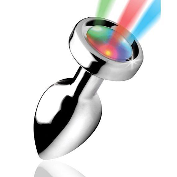 Light Up Anal Plug - Small