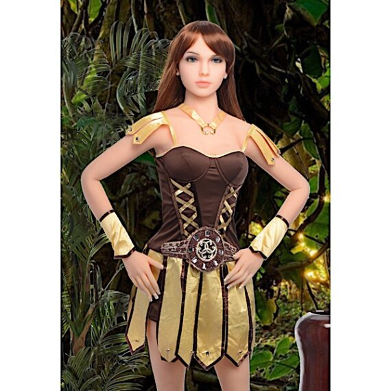 Warrior Princess Fantasy Doll