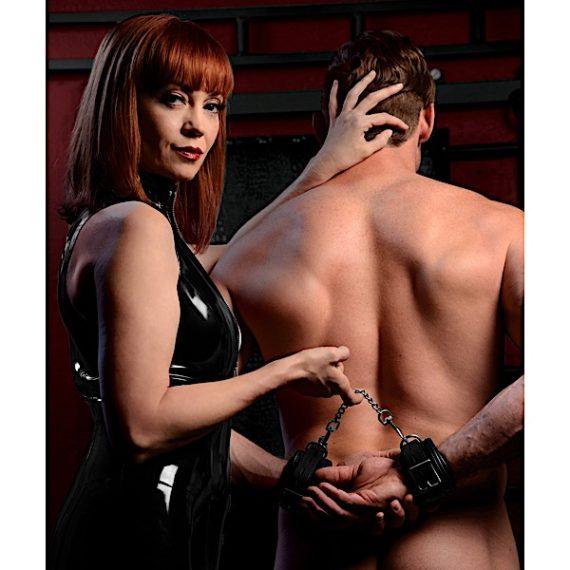 Isabella Sinclaire Premium Leather Wrist Cuffs