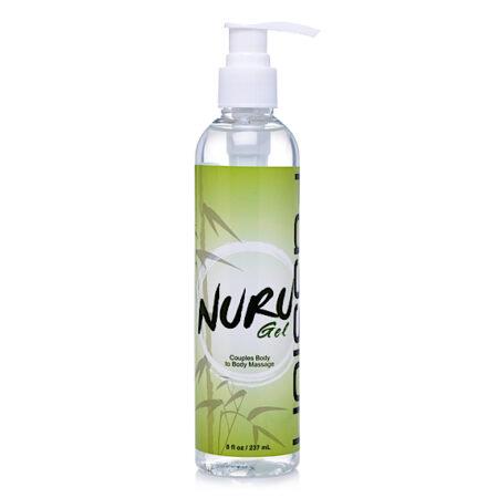 Nuru Couples Body Massage Gel - 8oz