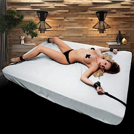 Deluxe Bed Restraint Kit