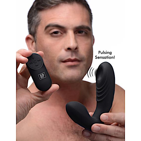 7X P-Thump Tapping Prostate Stimulator