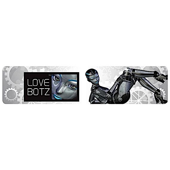 LoveBotz Display Sign