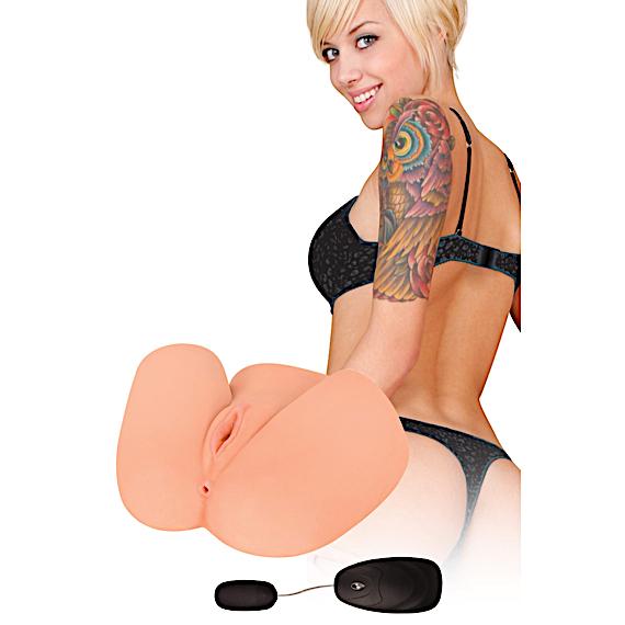 Mistress Zoe Jackhammer Butt- Flesh